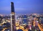 Torre Financiera Bitexco: Entrada general al Skydeck de Saigón. Ho Chi Minh, VIETNAM