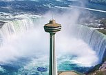 Entrada para o Mirante Skylon Tower. Cataratas del Niagara, CANADÁ