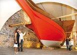 Ingresso de entrada para o Museu Galata Maritime. Genova, Itália