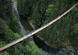 Skip the Line: Capilano Suspension Bridge Park Ticket w/ Shuttle from Vancouver. Vancouver, CANADA