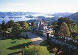 Entrada al castillo y jardines de Larnach. Dunedin y la peninsula de Otago, NUEVA ZELANDIA
