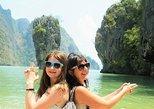 Escapada de un día a la Isla de James Bond en lancha motora de gama alta desde Phuket. Phuket, TAILANDIA