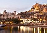 Excursión de 3 horas por la costa para grupos pequeños a pie por Alicante. Alicante, ESPAÑA