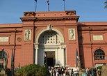 Excursão particular de meio dia no Museu Egípcio no Cairo. Guiza, Egito