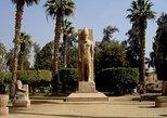 Escapada de un día completo desde El Cairo a Dahshur, Menfis y Saqqara con guía privado.. Guiza, EGIPTO