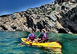 Sesimbra Discovery by Kayak. Distrito de Set�bal, PORTUGAL