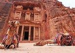 Petra e Wadi Rum: Excursão particular ao sul da Jordânia saindo de Amã. Aman, Jordânia