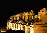 Luxor - Karnak Sound and Light At Night, Luxor, EGIPTO
