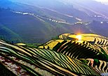 Longji Rice Terraces and Yao Villages Full-Day Bus Tour. Guilin, CHINA