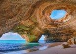 Excursión desde Portimao y Alvor a la Playa de la Marina y las cuevas de Benagil. Portimao, PORTUGAL