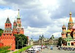 Private Moscow City Tour with Red Square and Kremlin, Moscow, RUSSIA