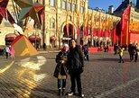 Último tour de 3 días en Moscú. Moscu, RUSIA