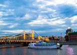 Moscow River Cruise with Free Dessert and Coffee on Private Tour, Moscow, RUSSIA