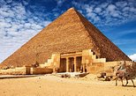 Great Pyramids & Sakkara Pyramids from Alexandria port, Alejandria, EGIPTO
