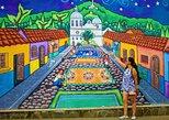 Ruta de Las Flores People volcanoes colonial towns,