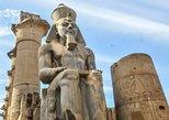 Escapada de un día, visita guiada privada a Luxor desde El Cairo en avión, El Cairo, EGIPTO