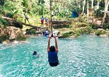 Irie Blue Hole Adventure Tour from Negril, Negril, JAMAICA
