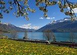 Gran ruta en tren de 8 días en Suiza desde Zúrich. Zurich, SUIZA