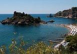 Taormina and Castelmola from Messina Small Group Tour. Mesina, ITALY