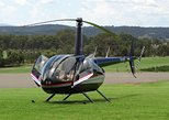 3-Hour Hunter Valley Scenic Helicopter Tour Including 3-Course Lunch from Cessnock, Hunter Valley, Austrália