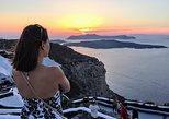 Excursão particular de meio de Santorini lado norte. Santorini, Grécia