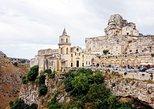 Visita de 2horas guiada por las cuevas de Matera con degustación culinaria. Matera, ITALIA
