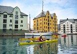 Alesund Architecture-Themed Kayak Tour. Alesund, NORWAY