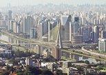 Excursão turística de escala por São Paulo com traslados de ida e volta. Sao Paulo, BRASIL