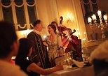 Mozart Dinner Concert at the Baroque Hall of St Peter`s Abbey in Salzburg. Salzburgo, AUSTRIA