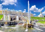 St. Petersburg Visa-Free 2-Day Shore Excursion with Boat Ride. San Petersburgo, RUSSIA