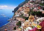 Excursão na costa de Amalfi em minivan. Positano, Itália