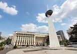 Recorrido sobre la era comunista en Bucarest. Bucarest, RUMANIA