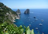 Full-Day Capri Island Cruise from Praiano or Positano. Amalfi, ITALY