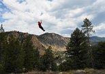 Browns Canyon Half Day Rafting plus Mountaintop Zipline, Buena Vista, CO, ESTADOS UNIDOS