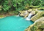Excursão guiada particular de Montego Bay para Blue Hole e Secret Falls,