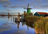 Zaanse Schans Windmills, Volendam, Schnapps from Amsterdam. Amsterdam, HOLLAND