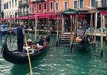 Venice: Basilica San Marco, Doges Palace, and Gondola Ride. Venice, ITALY