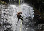 Blue Mountains Empress Canyon Adventure from Wentworth Falls. Monta�as Azules, AUSTRALIA