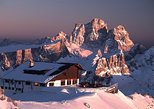 Dolomiti Ski Tour: Super 8 Lagazuoi and 5 Torri from Cortina d'Ampezzo. Cortina d Ampezzo, ITALY