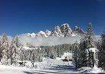 Ski Tour Cortina d'Ampezzo: Faloria-Cristallo. Cortina d Ampezzo, ITALY