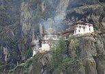 Taktsang day hike. Paro, Bhutan