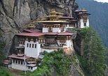 Bhutan Tiger Nest Monastery tour. Paro, Bhutan