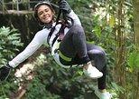 JungleQui Zipline Adventure from withTransportation from San Juan, San Juan, PUERTO RICO