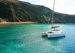 Santorini, Red Beach, and Akrotiri Cruise with BBQ and Drinks. Santorini, Greece