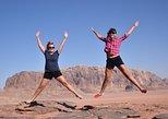 6 Day Tour: Amman Petra Jerash Baptism Site Karak Castle Wadi Rum Red & Dead Sea, Madaba, JORDANIA