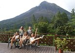 La Fortuna to Arenal Observatory and Hiking Tour with Entry. La Fortuna, COSTA RICA