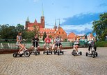 The Grand E-Scooter (3 wheeler) Tour of Wroclaw - everyday tour at 9:30 am,
