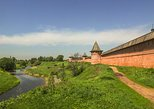 Day Trip to Suzdal and Vladimir with traditional Russian lunch. Moscow, RUSSIA