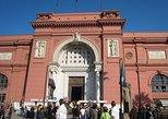 Excursão particular guiada de meio dia ao Museu Egípcio do Cairo. O Cairo, Egito