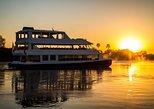 Zambezi River Sunset Cruise from Victoria Falls. Livingstone, Zimbabwe